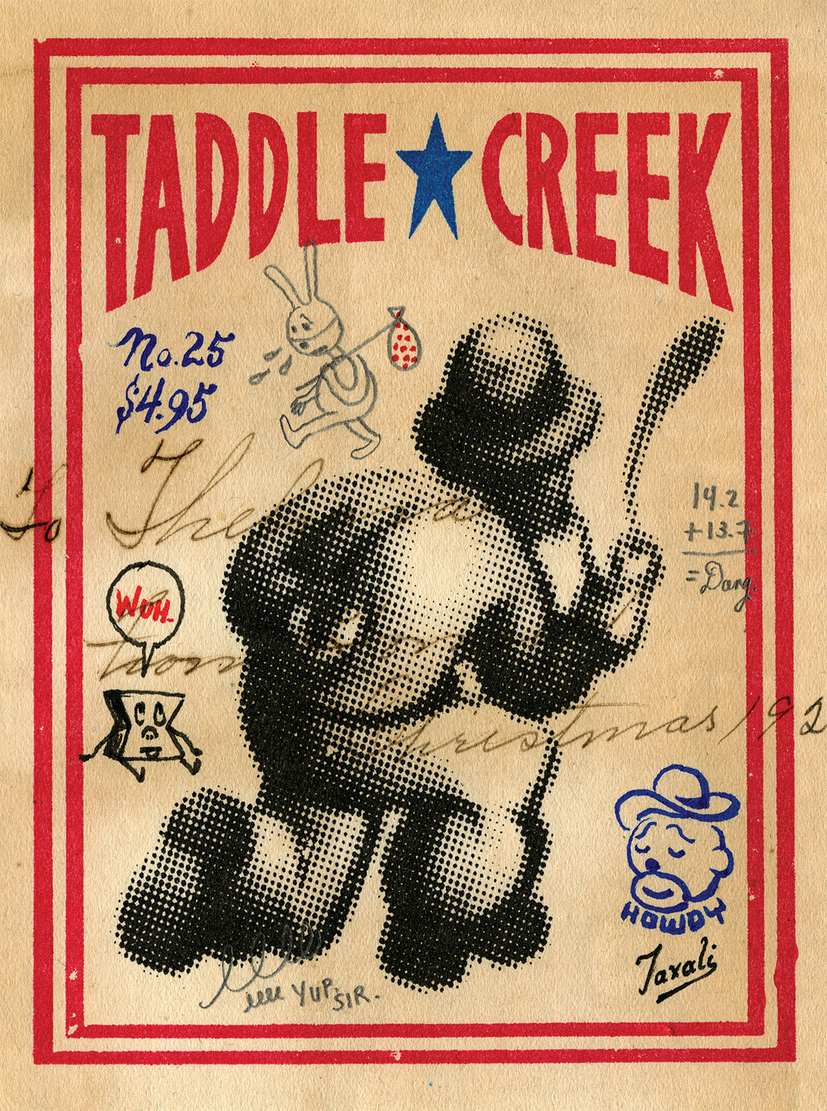 Taddle Creek No. 25 (Christmas, 2010)