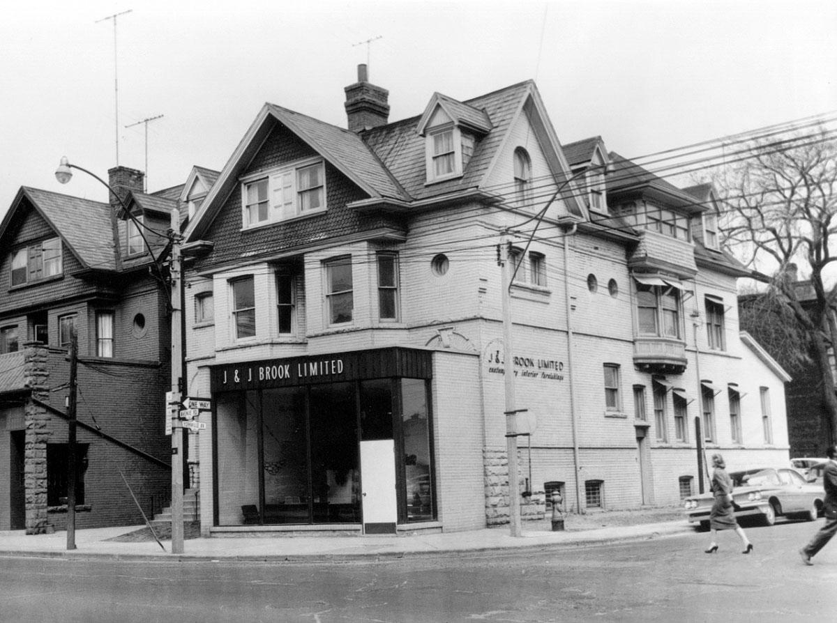 Photograph courtesy City of Toronto Archives