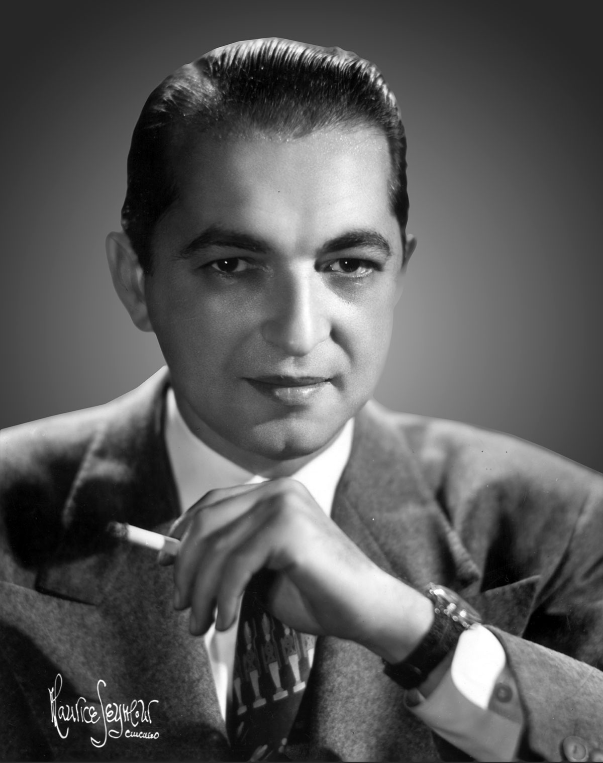 The Streamlined Man