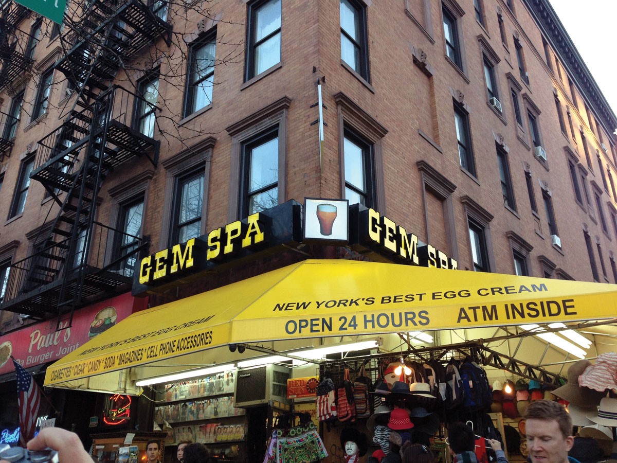 Photo of Gem Spa by Conan Tobias