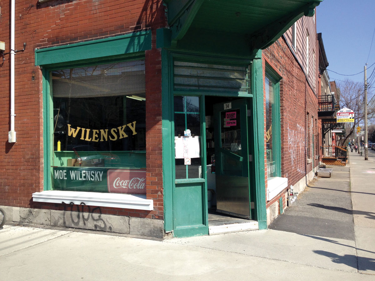 Photo of Wilensky's Light Lunch by Conan Tobias.