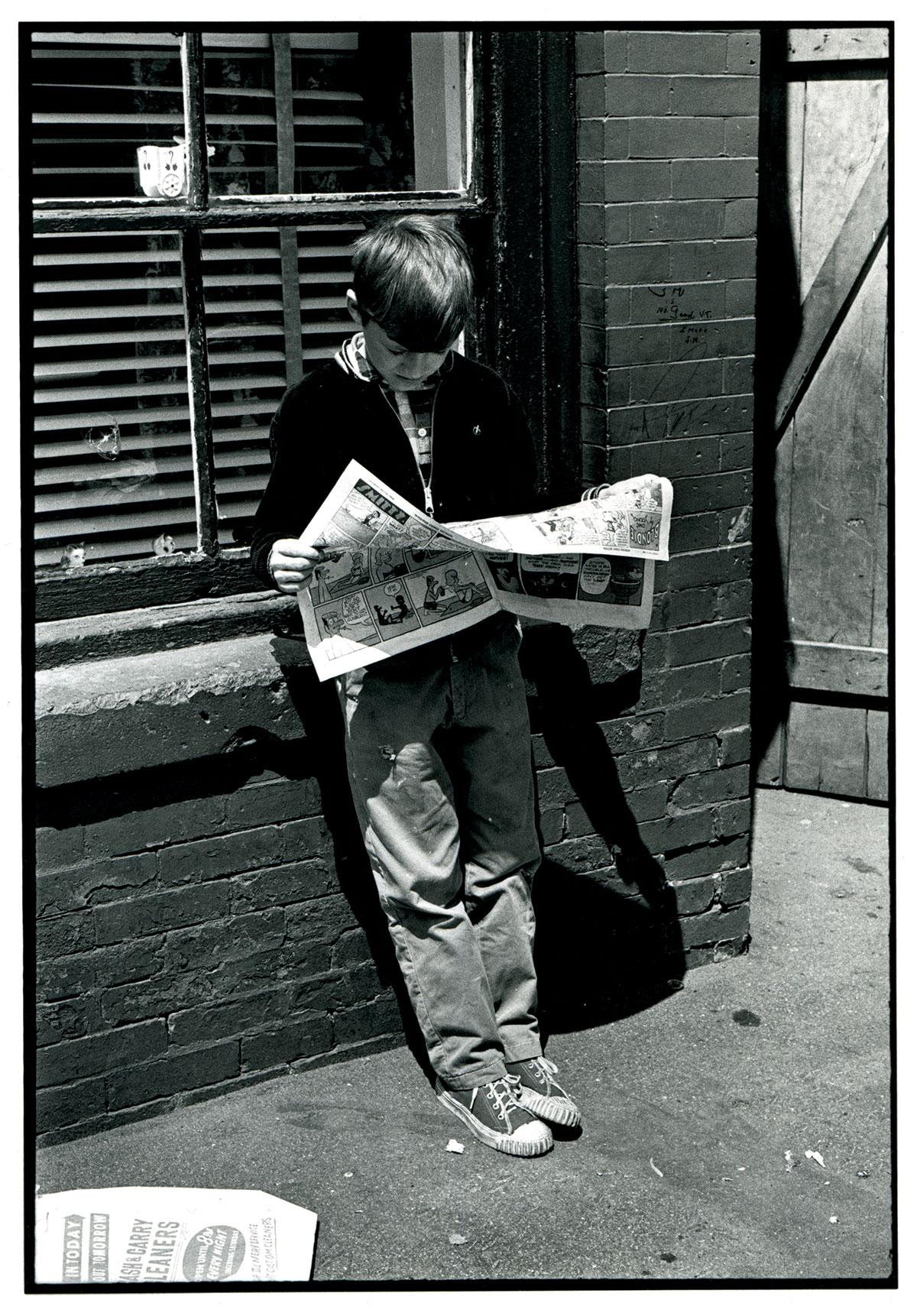 Photograph by Ian MacEachern